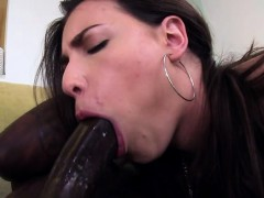 Interracial asshole frig for milky onion booty