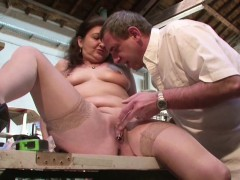 german-mother-in-stocking-seduce-to-fuck-on-work