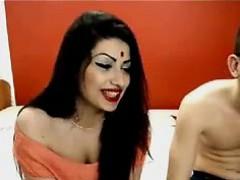 Indian Cam Slut Teasing