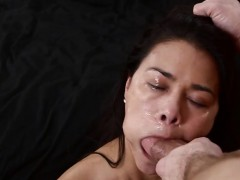 Sexy Blowjob And Really Luxury Deepthroat