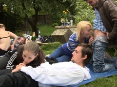 outdoor-sex-orgy-during-the-garden-party