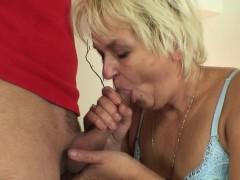 blonde-old-grandma-takes-two-cocks