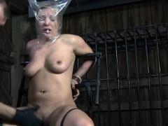 restrained-sub-punished-with-water-bondage