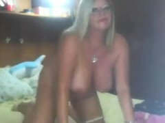 53 years old big titted and booty silvana on webcam