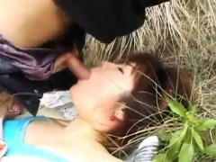 himawari-is-fucked-with-vegetables-and-rides-cock-on-the