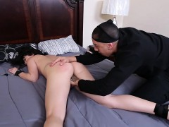 PunishTeens – Teen Gets Brutally Fucked By Burglar