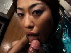 aya in kimono licks and sucks dong american porn only at pornmike.com