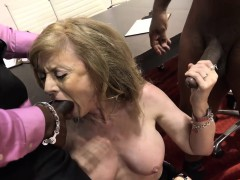 Granny Fucking Black Cock
