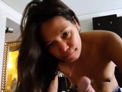 filipina exgirlfriend is a dumpster