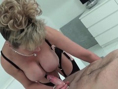 Unfaithful English Milf Lady Sonia Reveals Her Enormous Boob