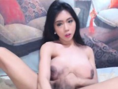 beautiful-big-tits-shemale-feels-hot-and-horny
