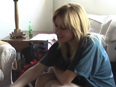 slut hottie real first casting and hardcore