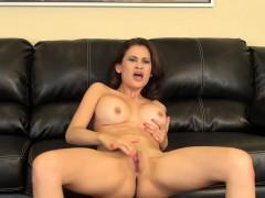 sexy-latina-vanessa-veracruz-massages-her-big-tits-and-rubs-her-peach