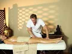 secret voyeur movie of nasty masseur coitus customers