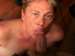 Naughty Mature Ladies Drop To Their Knees And Put Their Mouths To Work