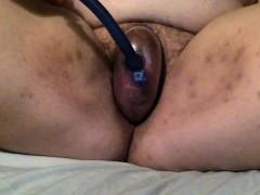 fat-pumps-clit-and-her-vagina