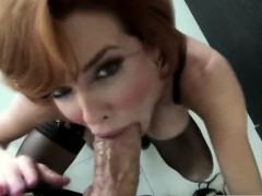 rough backdoor action with super sexy milf