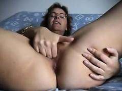 French Milf Janet From 1fuckdatecom