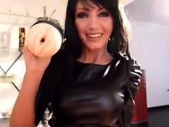 german beuty with flashlight tiffaney from 1fuckdatecom – Porn Video