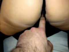 whore wife in stockings and crotch miki from 1fuckdatecom – Porn Video