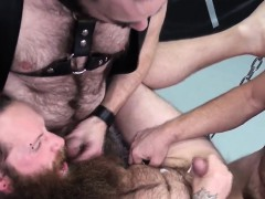 hairy-bear-spitroasted-serving-two-cocks