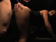 fuckedintraffic – massive butt brunette babe nata lee gets fucked – Free Porn Video