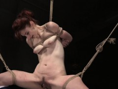 sub-brutally-flogged-before-getting-hogtied
