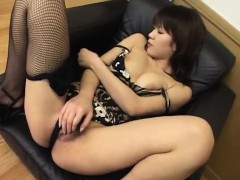 naughty-isshiki-gets-out-her-fishnets-and-fucks-herself-on-a