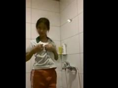 18yo chinese slut striptease in shower – freefetishtvcom