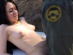 russian amateur gets penetrated by bp agent porn