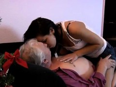 amwf old guy and old mature lady seducing young woman snapcha