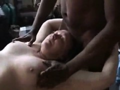 Adult Spouse Gets A Sensuous Rub From The Dark Guy