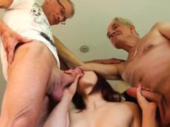 horny redhead woman minnie manga eats breakfast with john and