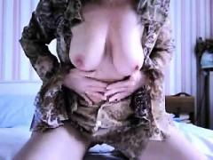 French Mature Webcam Miriam Live