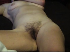 resting step-mom hairy muffin uncovered 3