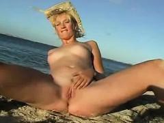 beach-blond