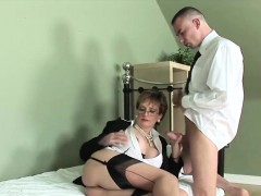unfaithful british milf lady sonia exposes her oversized boo