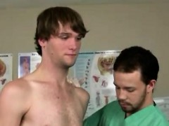 Male Medical Exams Gay Porn After Working His Hard Member Th
