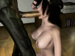 3d-alien-creature-destroys-busty-babe