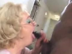 Blonde Granny Fucking Bbc Interracial Doggy Style