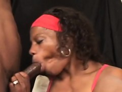 amputee-black-chick-sucking-doggy-riding-big-cock
