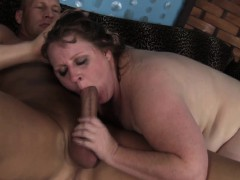 chubby nympho sapphire sucks and bangs a thick dick with great desire