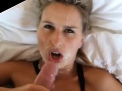 Fruity Blonde Gurl Homemade Cumsho Shameka From 1fuckdatecom