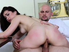 TeenPies – Hot Teen Babe Filled Up With Cum