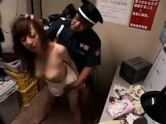 busty asian babe with a hot butt enjoys wild sex with a poli WWW.ONSEXO.COM