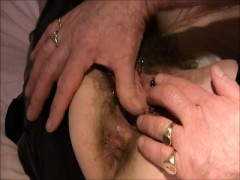 Large Dick Padding A Mature Vagina That Is Seriously Pierce