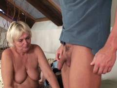 boozed-blonde-old-mother-inlaw-craving-his-cock