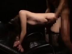 Nuru Masseuse Ass Cumshot After Hardcore Fetish Sex