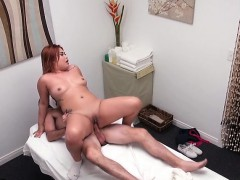 Luscious Masseuse Kehlani Kalypso Screws Hung Client