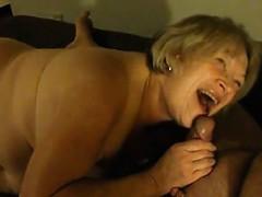granny-cum-sucker